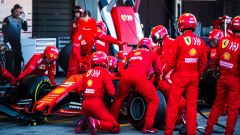 GP Giappone 2019, Suzuka: Sebastian Vettel (Ferrari) by Brembo