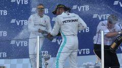 F1 GP Giappone: Mercedes è campione se...