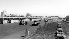 GP Gran Bretagna 1950, Silverstone, tripletta Alfa Romeo