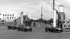 GP Gran Bretagna 1959, Aintree: non ci sono le Ferrari, dominano Cooper e BRM