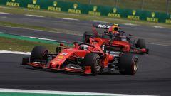 GP Gran Bretagna 2019, Sebastian Vettel (Ferrari)