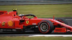 GP Gran Bretagna 2019, Silverstone, Charles Leclerc (Ferrari)
