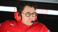 GP Gran Bretagna 2019, Silverstone, Mattia Binotto (Ferrari)