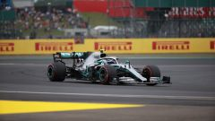 GP Gran Bretagna 2019, Silverstone, Valtteri Bottas (Mercedes)