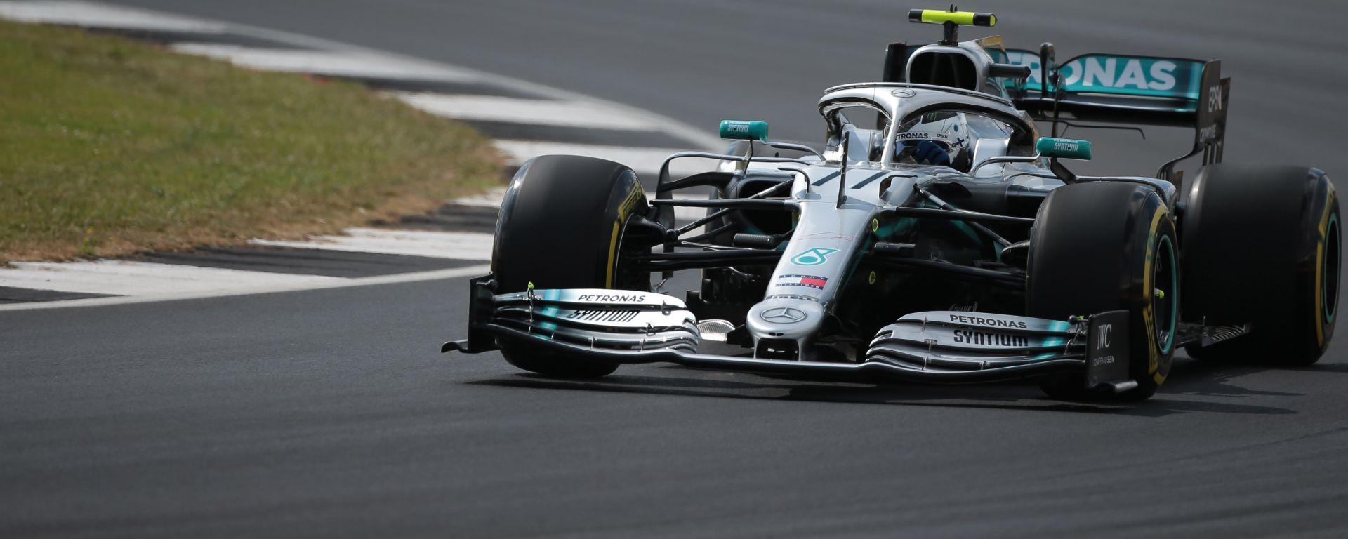 GP Gran Bretagna 2019, Valtteri Bottas (Mercedes)