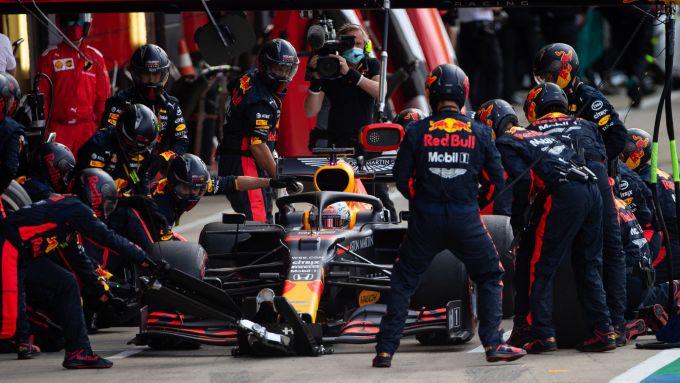 GP Gran Bretagna 2020, Silverstone: Max Verstappen (Red Bull)