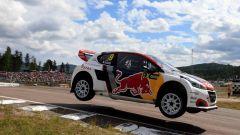 GP Holjes, Rallycross 2017
