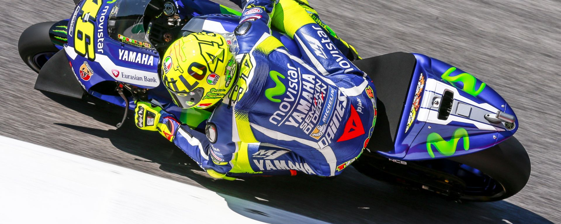 GP Italia 2016: Valentino Rossi in pole, secondo uno strepitoso Vinales e Iannone terzo
