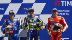 GP Italia 2016: Valentino Rossi in pole, secondo uno strepitoso Vinales e Iannone terzo - Immagine: 15