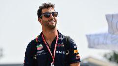 GP Italia 2018, Monza, Daniel Ricciardo, pilota della Red Bull