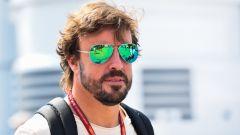 GP Italia 2018, Monza, Fernando Alonso, pilota della McLaren