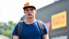 GP Italia 2018, Monza, Max Verstappen, pilota della Red Bull
