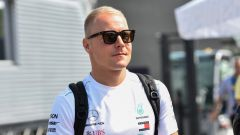 GP Italia 2018, Monza, Valtteri Bottas, pilota della Mercedes