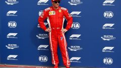 GP Italia 2018, qualifiche Monza: il poleman Kimi Raikkonen con la Ferrari