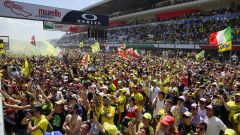 Albo d'oro GP Italia MotoGP, Moto2, Moto3, 500, 250, 125