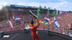 GP Italia 2019: Monza vede rosso, trionfa Leclerc