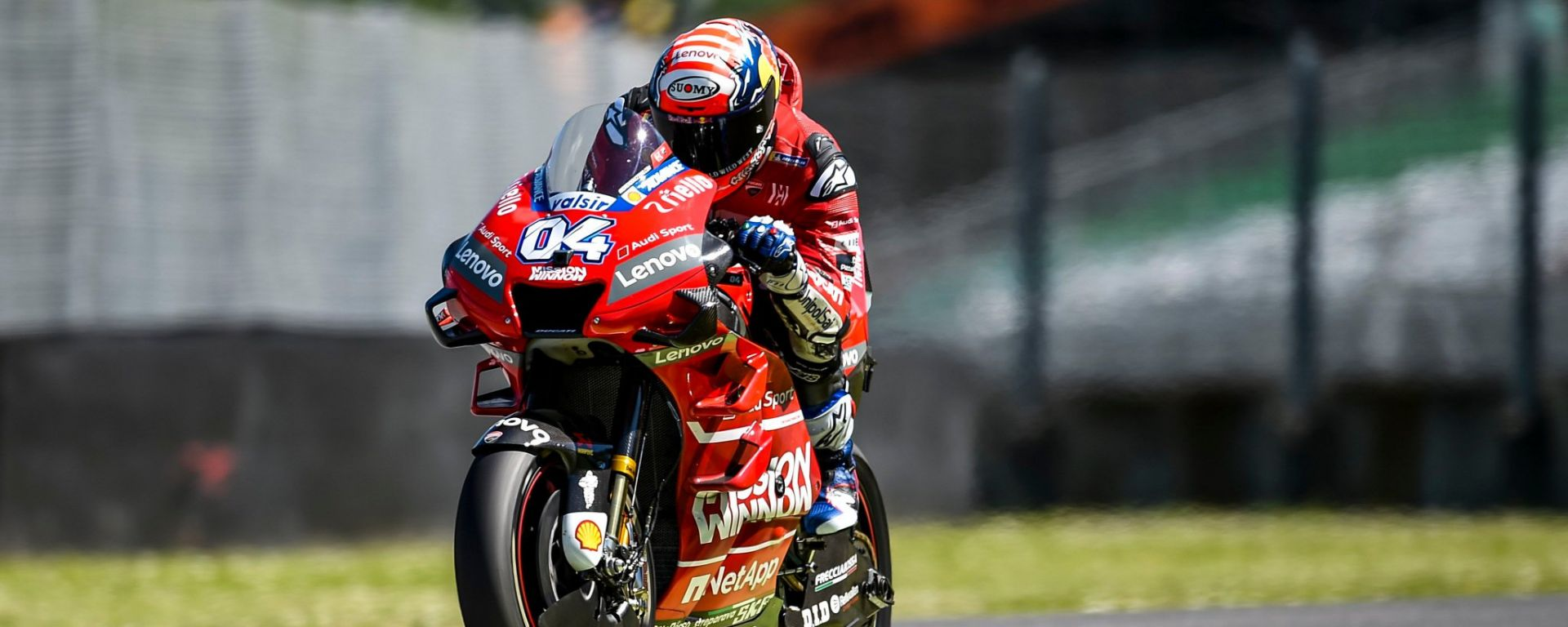 GP Italia 2019, Mugello: Andrea Dovizioso (Ducati)