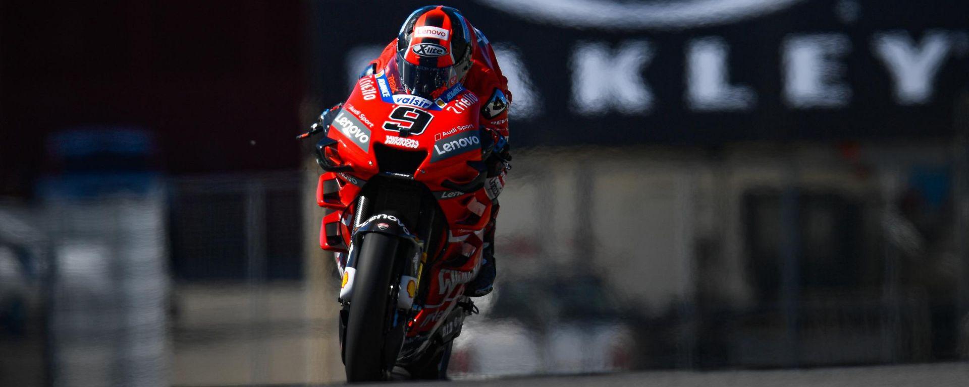 GP Italia 2019, Mugello: Danilo Petrucci (Ducati)