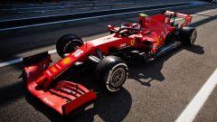 GP Italia 2020, Monza: Charles Leclerc (Ferrari)