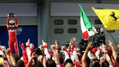 GP Malesia 2015, Sepang: Sebastian Vettel vince la sua prima gara con la Ferrari