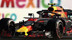 "F1 2018, GP Messico, FP1: Verstappen precede tre ""Renault"". 5° Hamilton, 7° Vettel"