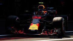 F1 2018, GP Messico, FP2. Verstappen sugli scudi: prima domina, poi rompe
