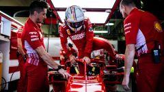 """F1 2018, GP Messico, Vettel: """"Giornata dura, ma se facciamo funzionare le gomme..."""""""