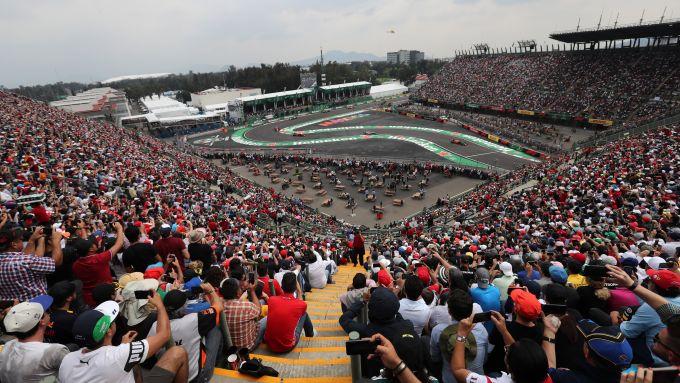 GP Messico 2019, Città del Messico: fasi di gara