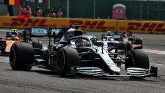GP Messico 2019, Città del Messico Hermanos Rodriguez: Lewis Hamilton (Mercedes)