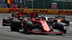GP Messico 2019, Città del Messico Hermanos Rodriguez: Sebastian Vettel (Ferrari)