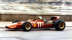 GP Monaco 1969, Monte Carlo, Chris Amon (Ferrari)