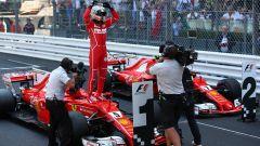 GP Monaco 2017, Monte Carlo: Vettel-Raikkonen, una doppietta che mancava in Ferrari da 7 anni