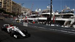 GP Monaco 2018 - Charles Leclerc