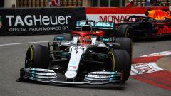 GP Monaco 2019, Lewis Hamilton (Mercedes)