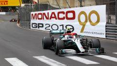 GP Monaco 2019, Valtteri Bottas (Mercedes)