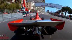 L'incredibile onboard camera sulla Ferrari 312 B3 di Alesi