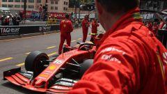 """GP Monaco, Leclerc 16°: """"Non possiamo uscire in Q1"""" - Immagine: 2"""