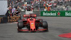"""GP Monaco, Vettel solo quarto: """"Fatichiamo con le gomme"""" - Immagine: 1"""
