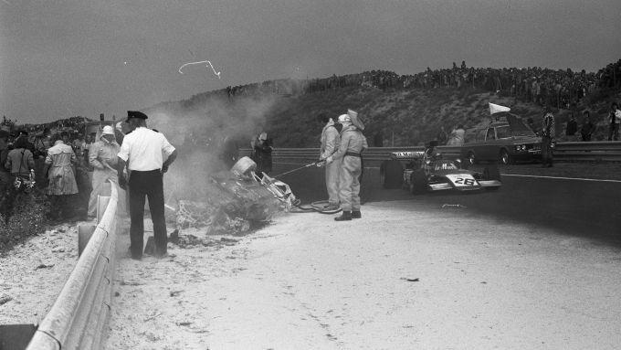 GP Olanda 1973, la tragedia di Roger Williamson