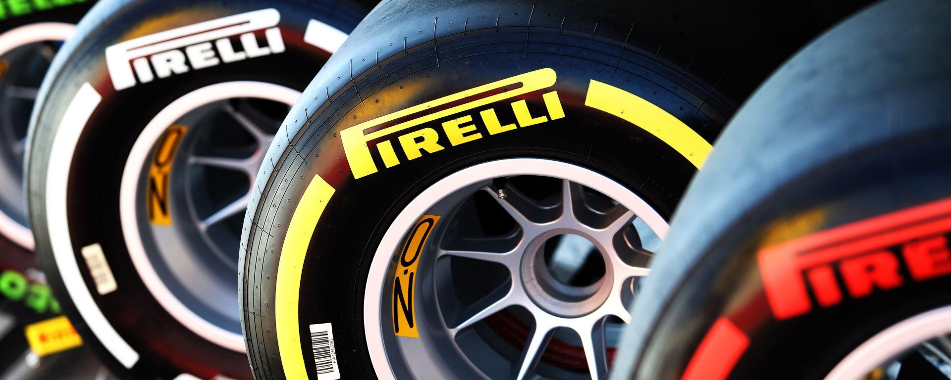 Pirelli annuncia le mescole per i GP di Olanda e Canada