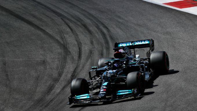 GP Portogallo 2021, Portimao: Lewis Hamilton (Mercedes AMG F1)