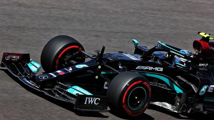 GP Portogallo 2021, Portimao: Valtteri Bottas (Mercedes AMG F1)