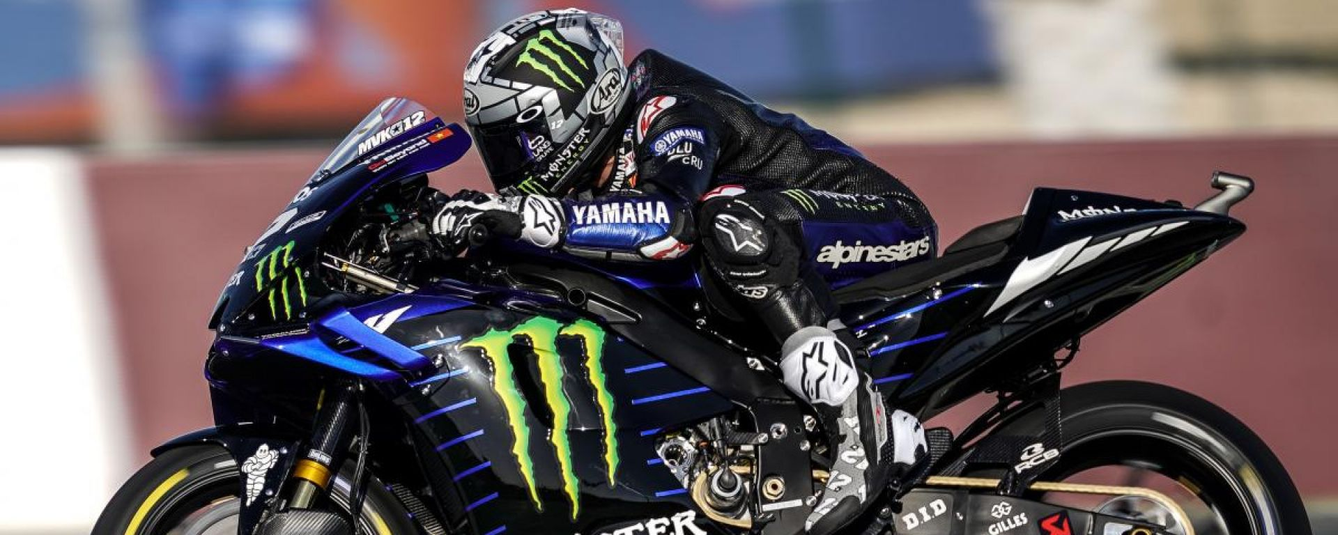 Gp Qatar 2019, è Maverick Vinales il poleman