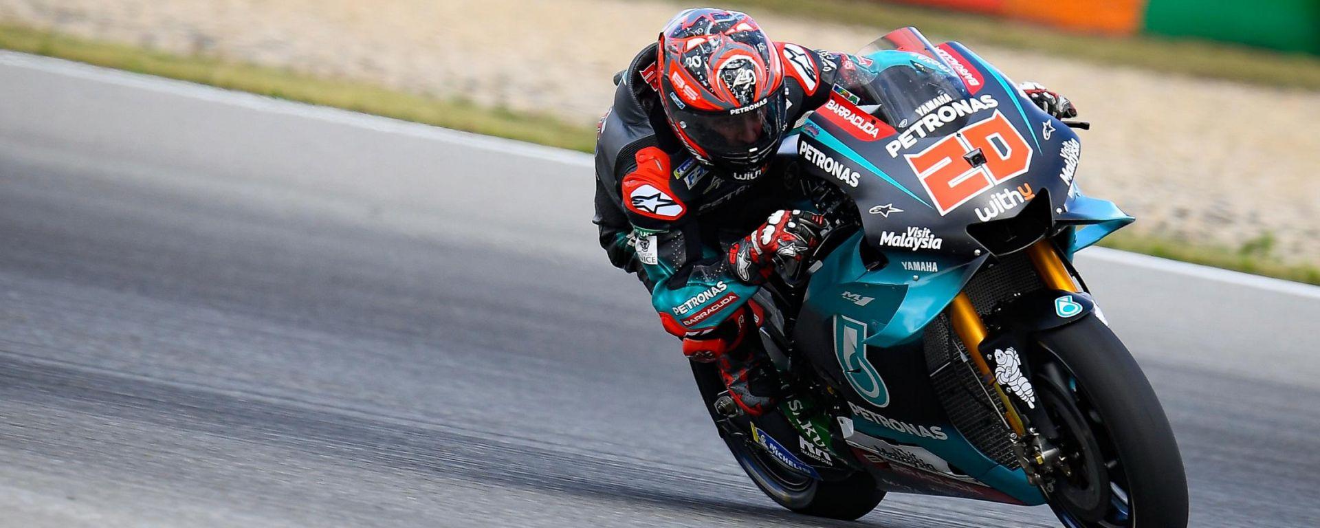GP Rep. Ceca 2019, Brno, Fabio Quartararo (Yamaha)