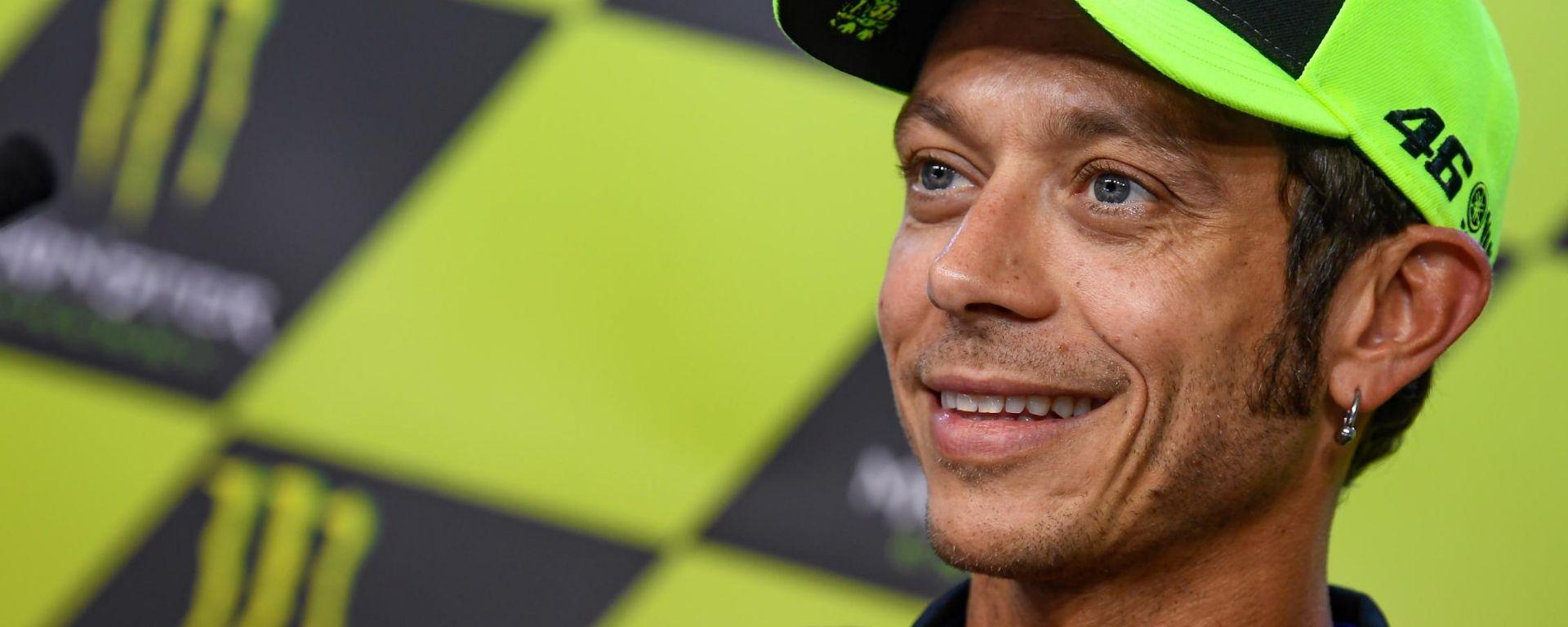 GP Rep. Ceca 2019, Brno, Valentino Rossi (Yamaha)