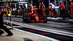 """F1 2018, GP Russia, Vettel non si arrende: """"Domani si vedrà chi vince"""""""