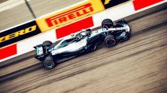 F1 2018, GP Russia, Bottas soffia la pole a Hamilton! Vettel terzo