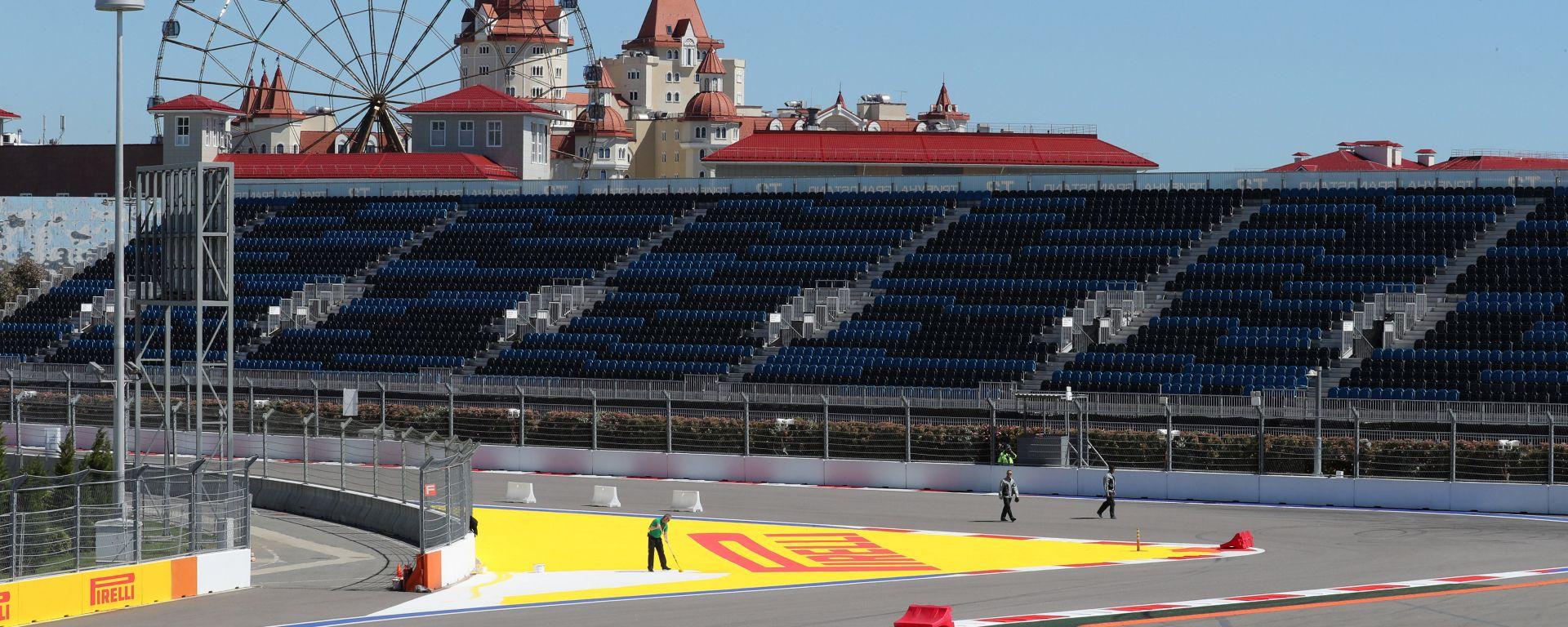 GP Russia 2019, Circuito di Sochi