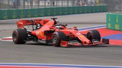 GP Russia 2019, Sochi, Sebastian Vettel (Ferrari)