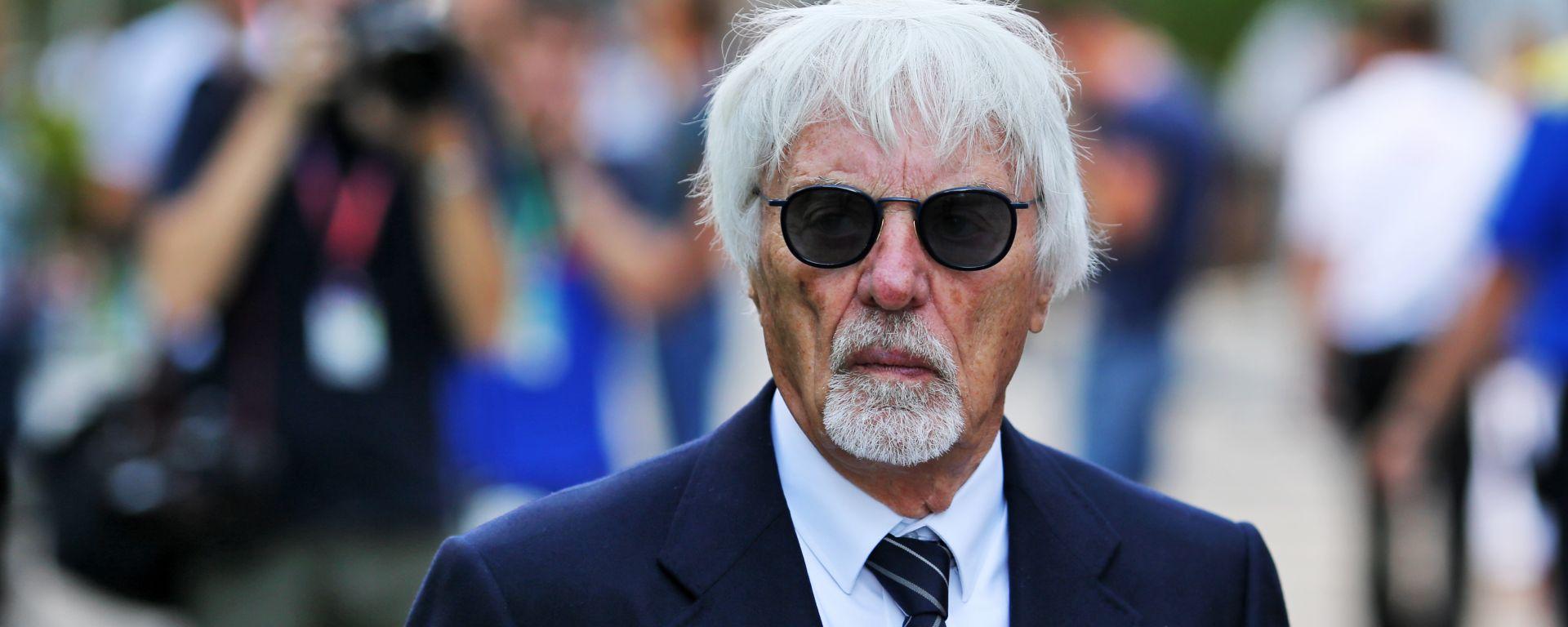 GP Russia 2020, Sochi: Bernie Ecclestone